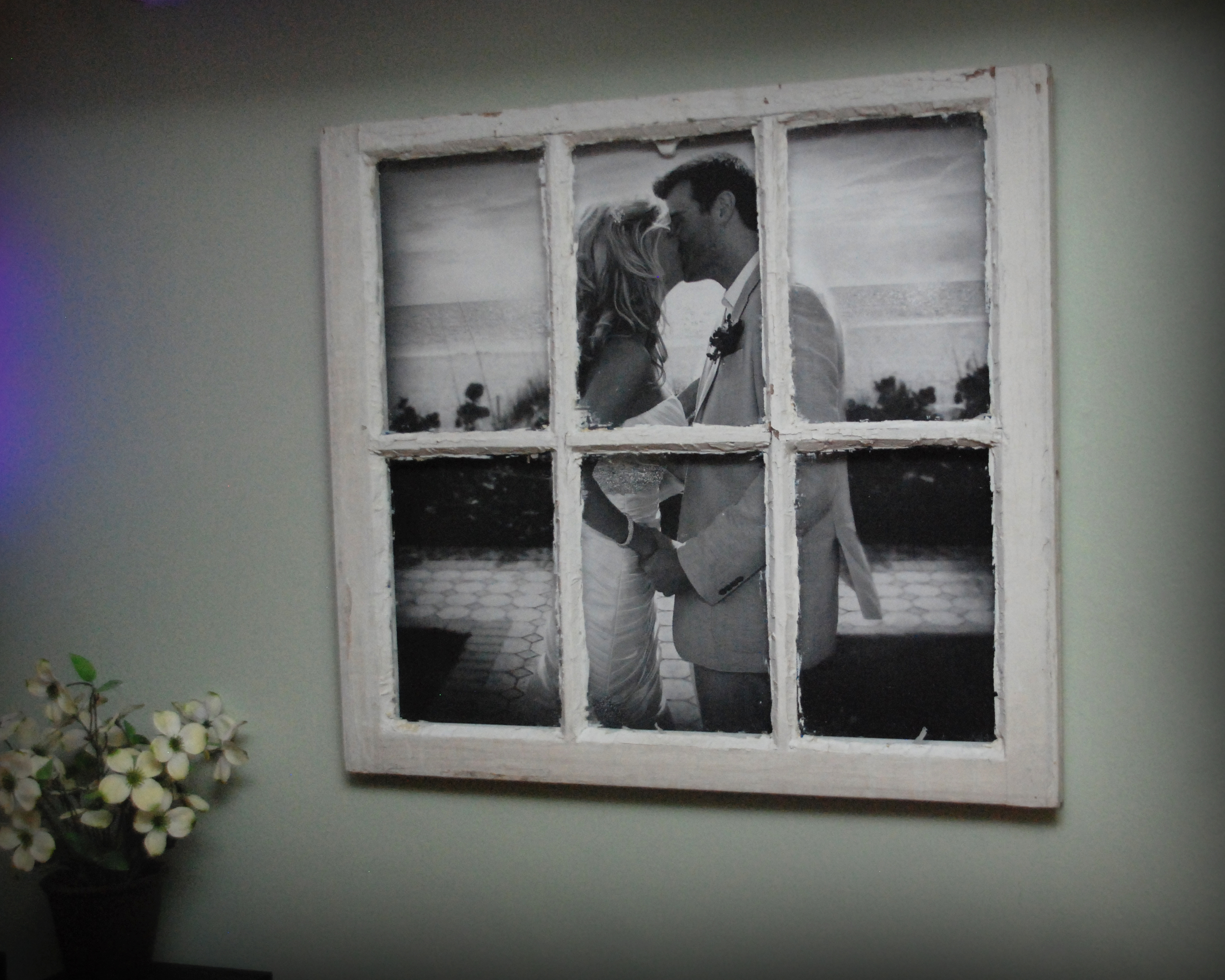 Wedding picture frame ideas – even the dress can be framed! | Scott ...