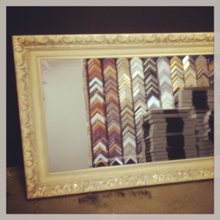 New trends for 2014 in picture framing Gold Coast